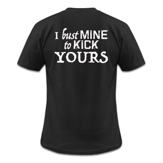 T-shirt - No Excuses
